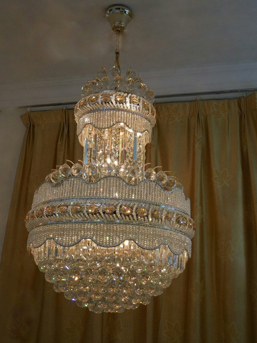 Elegant Chandelier Designs For Home Jhoomarwala