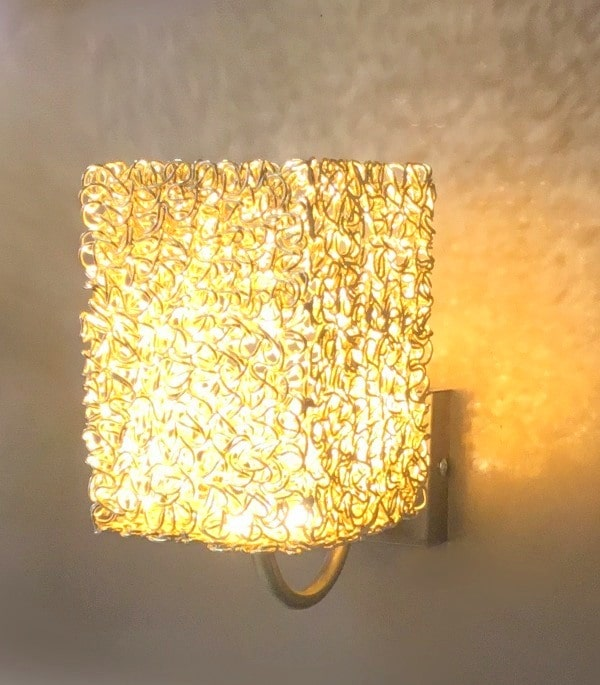 size 40 28517 4eed5 Modern and Latest Design Golden Coated Wall Decor LED Light Lamp